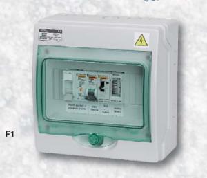 Automatické ovládání pro filtraci/světlo - F1S