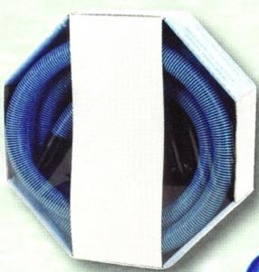 Plovoucí spirálová hadice, d= 38 mm, délka 9 m, včetně koncovek