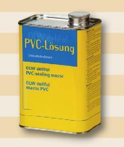 DLW Delifol - tekutá PVC fólie - šedá, 1 kg