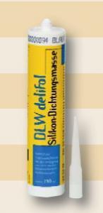 DLW Silikon - bílá, tuba 310 ml