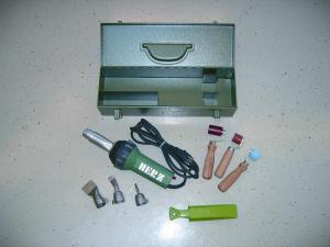 Nářadí ke sváření - svářecí horkovzdušný přístroj Rion 230 V, 1600 W