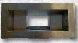 SKIMMER HAYWARD - Nerezové hrdlo skimmeru Hayward 1085