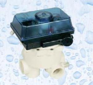 Aquastar 4001 el. ovládání 6-ti cestného ventilu -- tlakově řízený