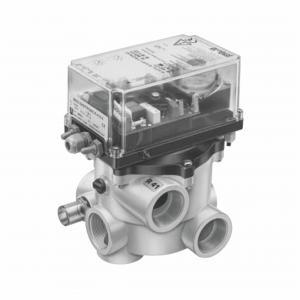 Automatický ventil - Badu Easy Tronic, napojení 1 1/2