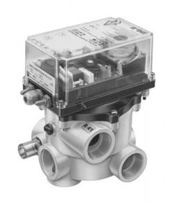 Automatický ventil - Badu Easy Tronic, napojení 2