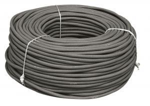 Kabel ke světlu 2x4mm - solikonový