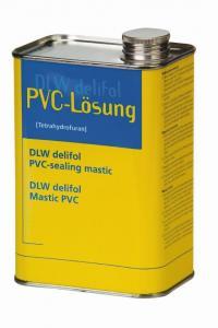 DLW Delifol - tekutá PVC fólie - Beton Grau, 1 kg