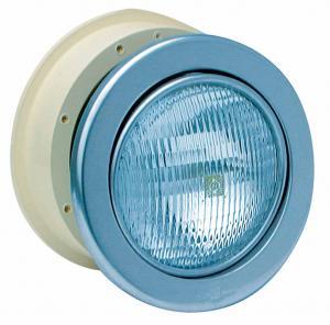 Podvodní světlomet MTS LED bílý - 16W, nerez