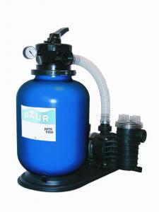 Filtrační zařízení - KIT 300, 4,5 m3/h, 6-cestný top-ventil