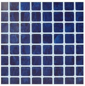 AVfol Relief - 3D Mozaika Dark Blue; 1,65m šíře, 1,6mm, metráž