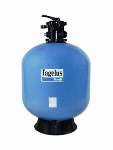 Filtrační nádoba TAGELUS II TA 60 -- 6-ti cest. top-ventil, d= 610 mm