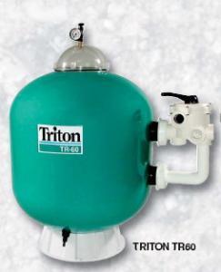 Filtrační nádoba TRITON TR100 CLEARPRO, d= 762 mm, 6-ti cest. boč. ventil