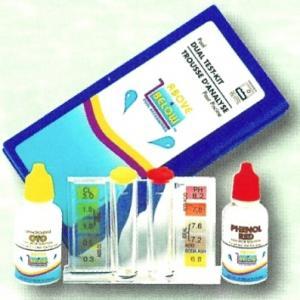 Tester kapičkový – Cl/pH – metoda pomocí kapek (v pouzdře)