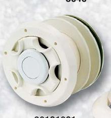 Pneumatické tlačítko, včetně průchodu betonem -- pro fólii