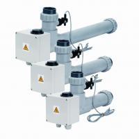 Topení EOVTi-12,  12 kW,  3 x 400 V,  Titan s el. průtokovou klapkou Topení EOVTi-12,  12 kW,  3 x 400 V,  Titan s el. průtokovou klapkou