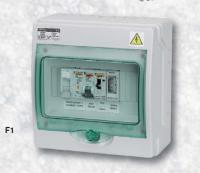 Automatické ovládání pro filtraci / světlo / protiproud - F3SP3 Automatické ovládání pro filtraci / světlo / protiproud - F3SP3