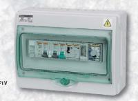Automatické ovládání pro filtraci / výměník - F1V Automatické ovládání pro filtraci / výměník - F1V