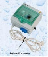 Automatické ovládání pro filtraci - F1 s flexokabelem Automatické ovládání pro filtraci - F1 s flexokabelem