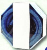 Plovoucí spirálová hadice,  d= 38 mm,  délka 6 m,  včetně koncovek Plovoucí spirálová hadice,  d= 38 mm,  délka 6 m,  včetně koncovek