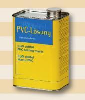 DLW Delifol - tekutá PVC fólie - šedá, 1 kg DLW Delifol - tekutá PVC fólie - šedá, 1 kg