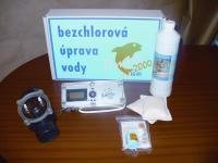 Amur – bezchlorová úprava vody,  analogový Amur – bezchlorová úprava vody,  analogový