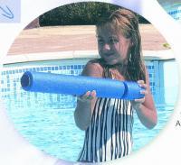 Bazénová vodní puška Bazénová vodní puška