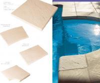 Dlažba Ardoise – dlaždice na skimmer 270 x 270 x 35 mm Dlažba Ardoise – dlaždice na skimmer 270 x 270 x 35 mm