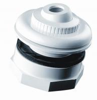 Tryskový komplet Hayward, 19 mm (5--6 m3/h), pro fólii, včetně kontramatky, lepení 50 mm Tryskový komplet Hayward, 19 mm (5--6 m3/h), pro fólii, včetně kontramatky, lepení 50 mm