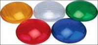 Barevná clonka pro světla VA 300 W - bílá Barevná clonka pro světla VA 300 W - bílá