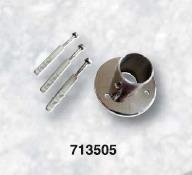 Příslušenství-nerez trubka pro zábradlí -- d=35 mm,  délka 0, 5 m, AISI 304 Příslušenství-nerez trubka pro zábradlí -- d=35 mm,  délka 0, 5 m, AISI 304
