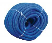 Plovoucí hadice s koncovkou - 1, 5m  /  ks,  prům. 38mm, modrá barva Plovoucí hadice s koncovkou - 1, 5m  /  ks,  prům. 38mm, modrá barva
