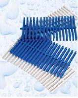 Roll rošt bílý -- šířka 246 mm, výška 35 mm Roll rošt bílý -- šířka 246 mm, výška 35 mm