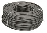 Kabel ke světlu 2x4mm - solikonový Kabel ke světlu 2x4mm - solikonový