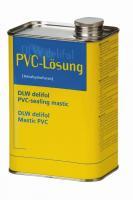 DLW Delifol - tekutá PVC fólie - Beton Grau,  1 kg DLW Delifol - tekutá PVC fólie - Beton Grau,  1 kg