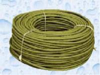 Silikonový kabel 2 x 4 mm2 (zelený) Silikonový kabel 2 x 4 mm2 (zelený)