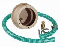Hrnec pro světla s ochranou kabelu Hrnec pro světla s ochranou kabelu