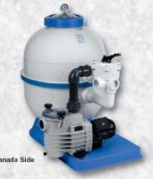 Filtrační zařízení - Granada KIT 600, 16 m3/h, 230V, 6-ti cest. boč. ventil, čerp. Preva 100 Filtrační zařízení - Granada KIT 600, 16 m3/h, 230V, 6-ti cest. boč. ventil, čerp. Preva 100