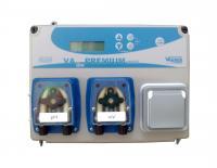 Dávkovací stanice VA DOS PREMIUM pH/ORP/ČAS + sonda pH/ORP Dávkovací stanice VA DOS PREMIUM pH/ORP/ČAS + sonda pH/ORP