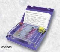 """Tester DPD """"F"""" – Cl/pH – metoda pomocí tablet,balení: pouzdro Tester DPD """"F"""" – Cl/pH – metoda pomocí tablet,balení: pouzdro"""