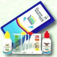 Tester kapičkový – Cl / pH – metoda pomocí kapek (v pouzdře) Tester kapičkový – Cl / pH – metoda pomocí kapek (v pouzdře)