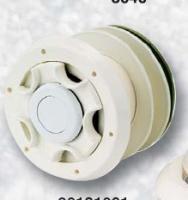 Pneumatické tlačítko, včetně průchodu betonem -- pro fólii Pneumatické tlačítko, včetně průchodu betonem -- pro fólii