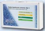 Set 1 BST 1 kg, Chlór granulát 1 kg, pH plus 1 kg, pH mínus 1,5 kg Set 1 BST 1 kg, Chlór granulát 1 kg, pH plus 1 kg, pH mínus 1,5 kg